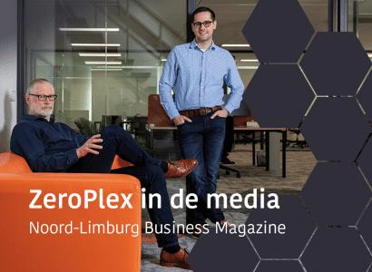 Rick van Dijk en Twan van Dijk ZeroPlex
